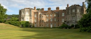 Historic houses and gardens in Hampshire